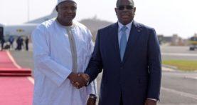 Adama Barrow : «J'ai avec Macky Sall, un contact permanent»