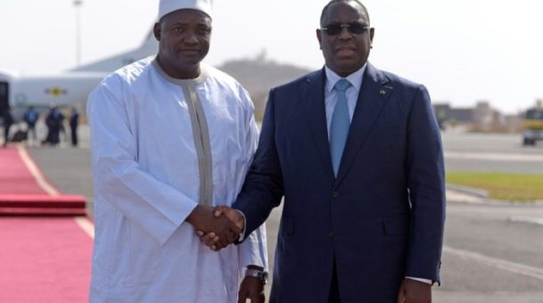 Adama Barrow : « J'ai avec Macky Sall, un contact permanent »