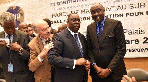 CIRID À GENÈVE – Le satisfecit du Président Sall à l'endroit de Malick Mbaye