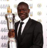Kanté élu meilleur joueur de Premier League