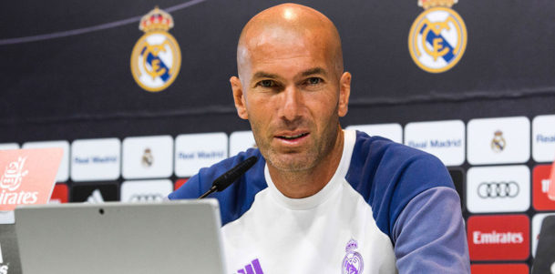 Real Madrid : Zidane évoque le manque d'efficacité
