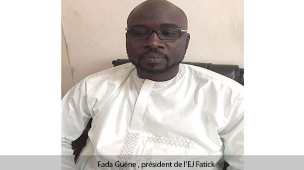 L'EJ FATICK AVAIT UN STATUT AMATEUR MAIS FONCTIONNAIT EN CLUB PROFESSIONNEL (PRÉSIDENT)