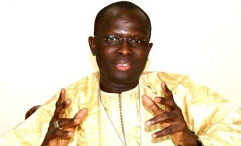 Modou Diagne Fada a rencontré Wade «son mentor et père spirituel»